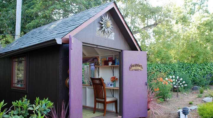 How Much Does it Cost to Build Your Own She Shed