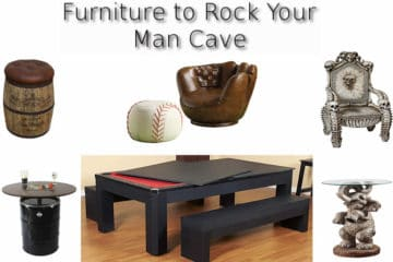 man cave furniture
