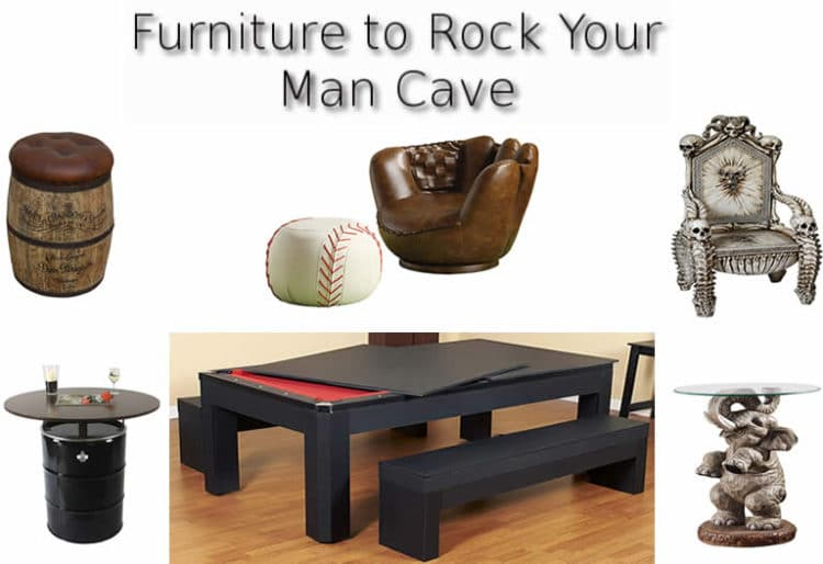 What Furniture Should You Put In Your Man Cave Man Cave Know How