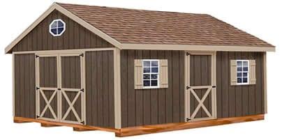 the backyard barn she shed