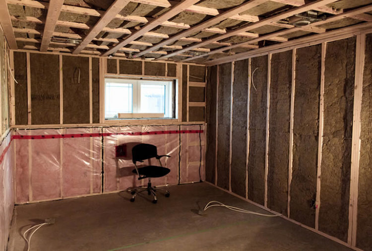 How to soundproof a man cave