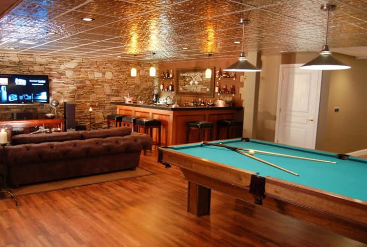 8 Man Cave Bar Ideas To Be The Envy Of All Your Friends Man Cave Know How
