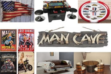 man cave decor