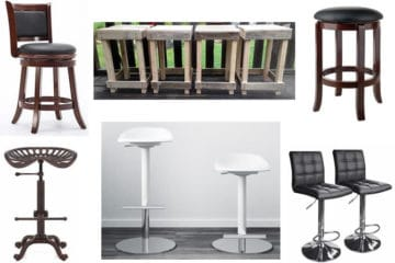 man cave bar stools