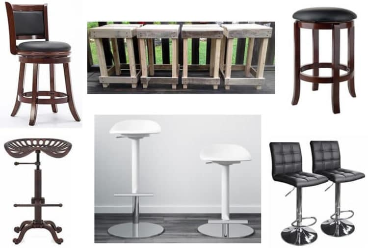 10 Awesome Man Cave Bar Stools For Your Home Bar Man