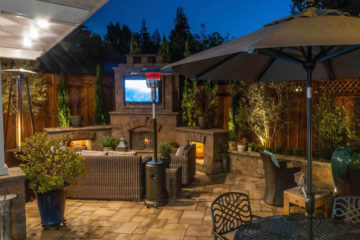 outdoor man cave