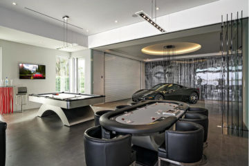 Best man caves
