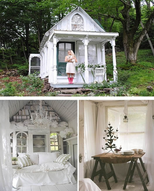 chic she shed